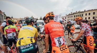 Czech Cycling Tour 2018