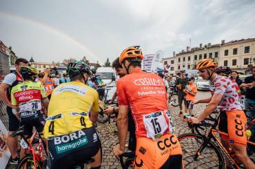 Cyklistické závody Czech Cycling Tour