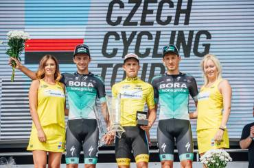 Czech Cycling Tour 2018
