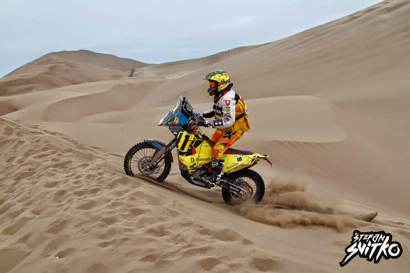 Rallye Dakar 2015 – 10. etapa