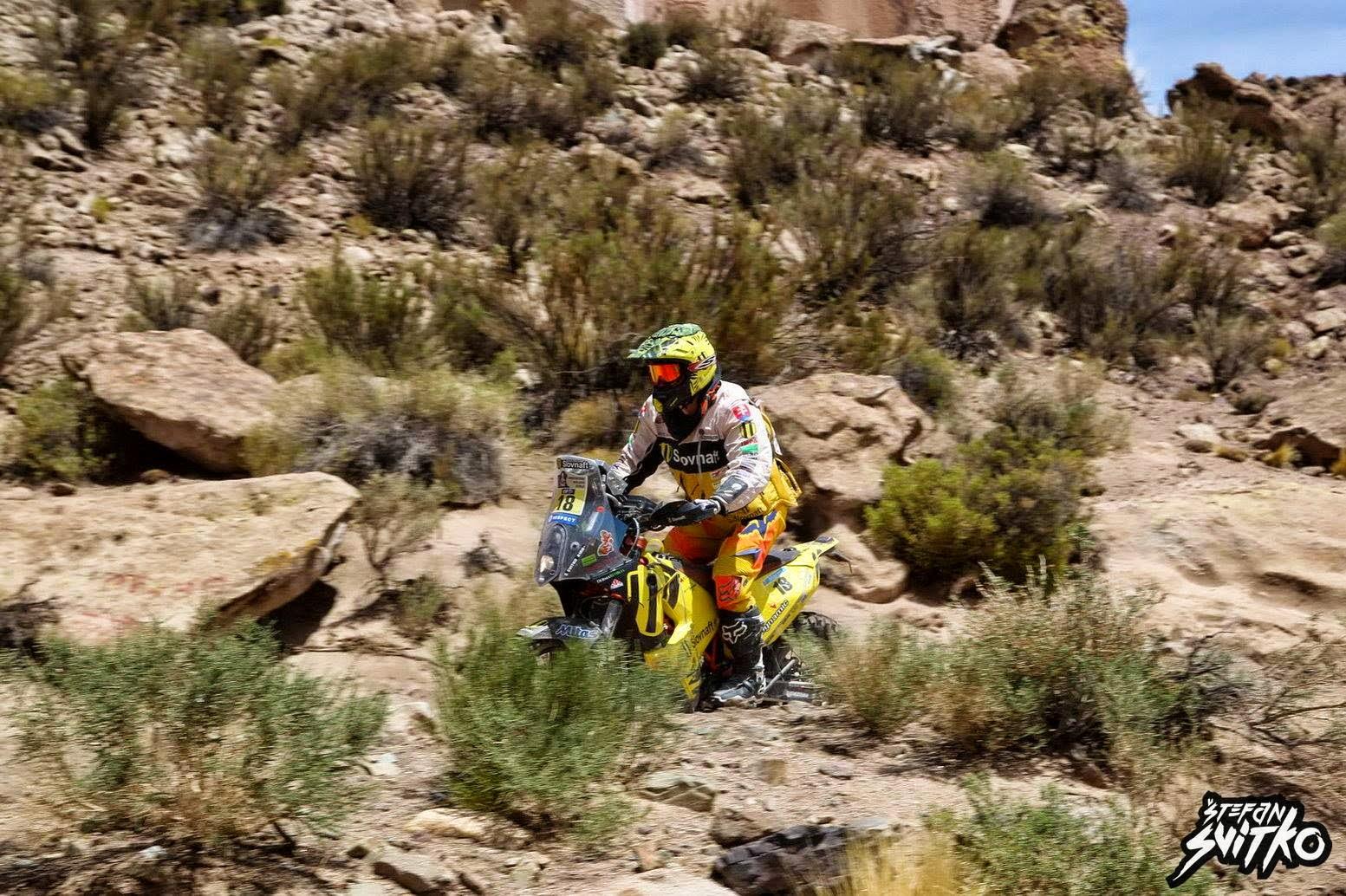 Rallye Dakar 2015 – 11. etapa