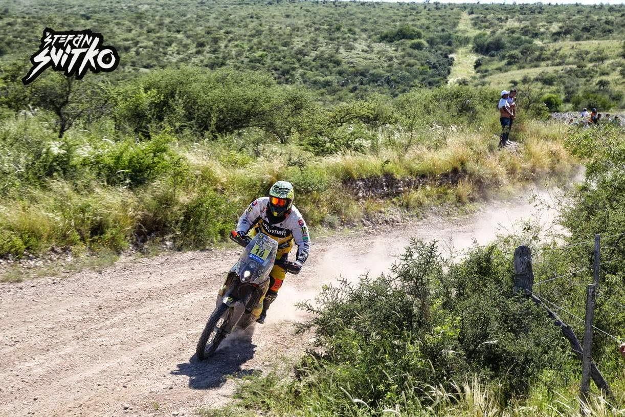 Rallye Dakar 2015 – 12. etapa