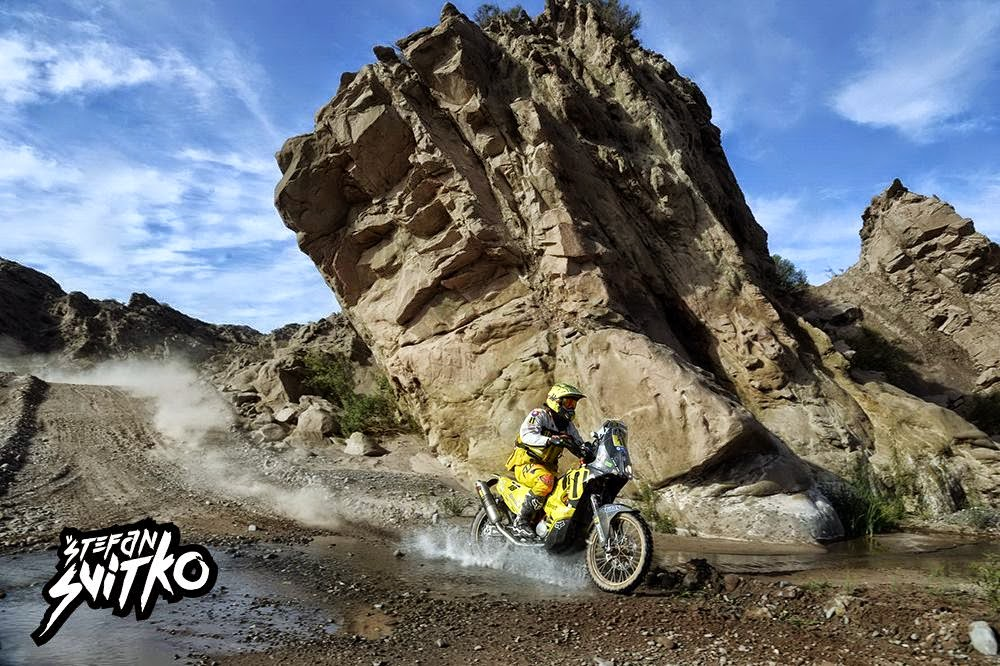 Rallye Dakar 2015 – 4. etapa