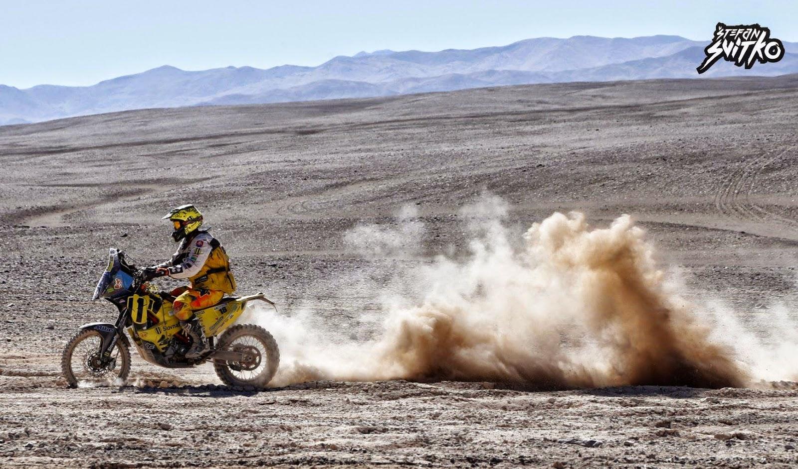 Rallye Dakar 2015 – 6. etapa