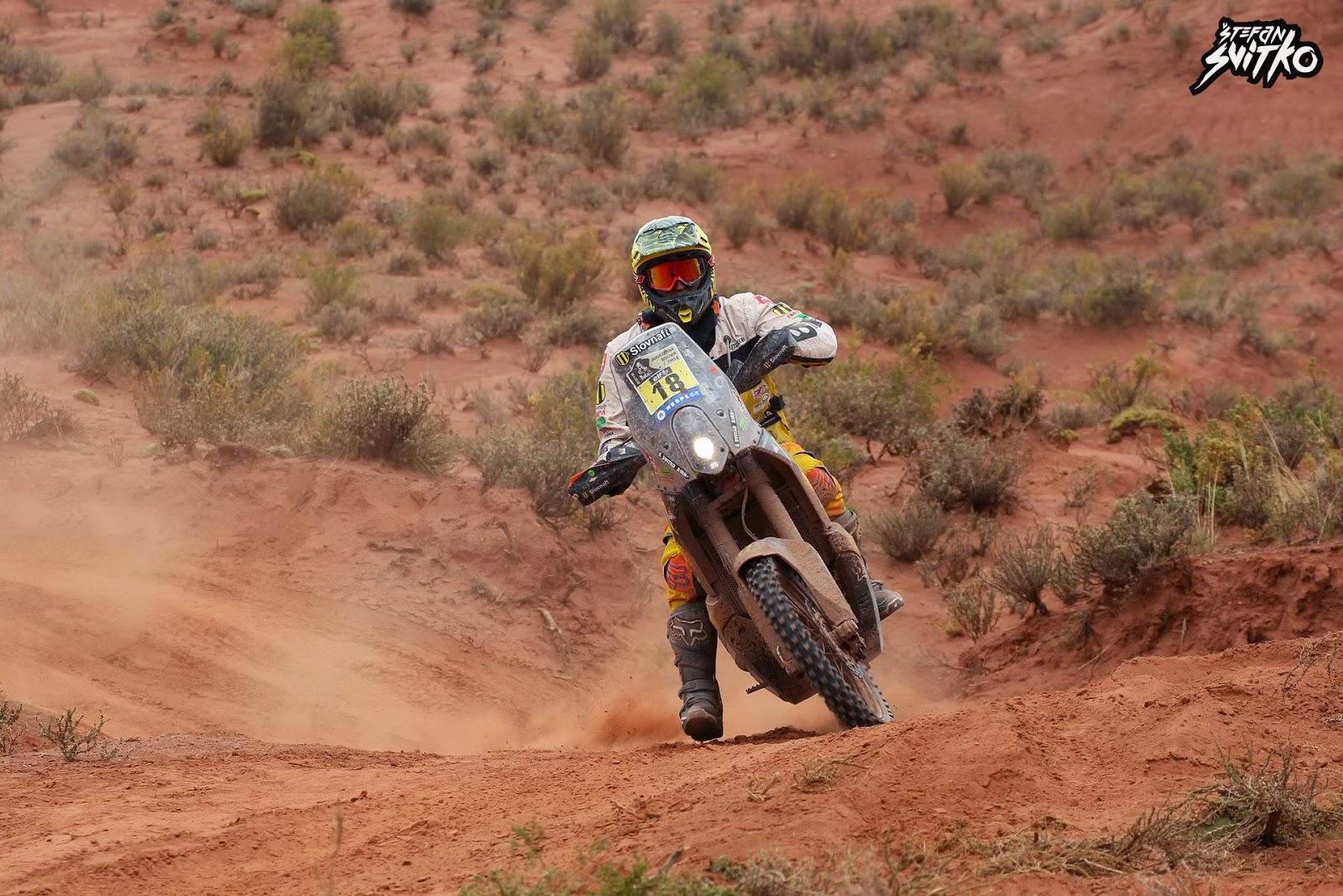Rallye Dakar 2015 – 8. etapa