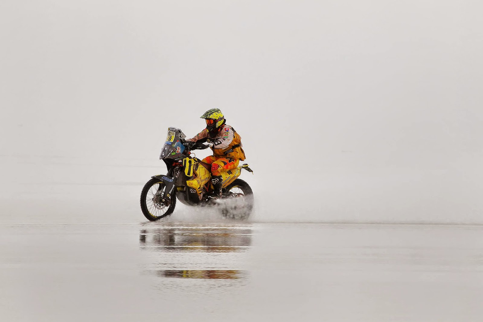 Rallye Dakar 2015 – 9. etapa