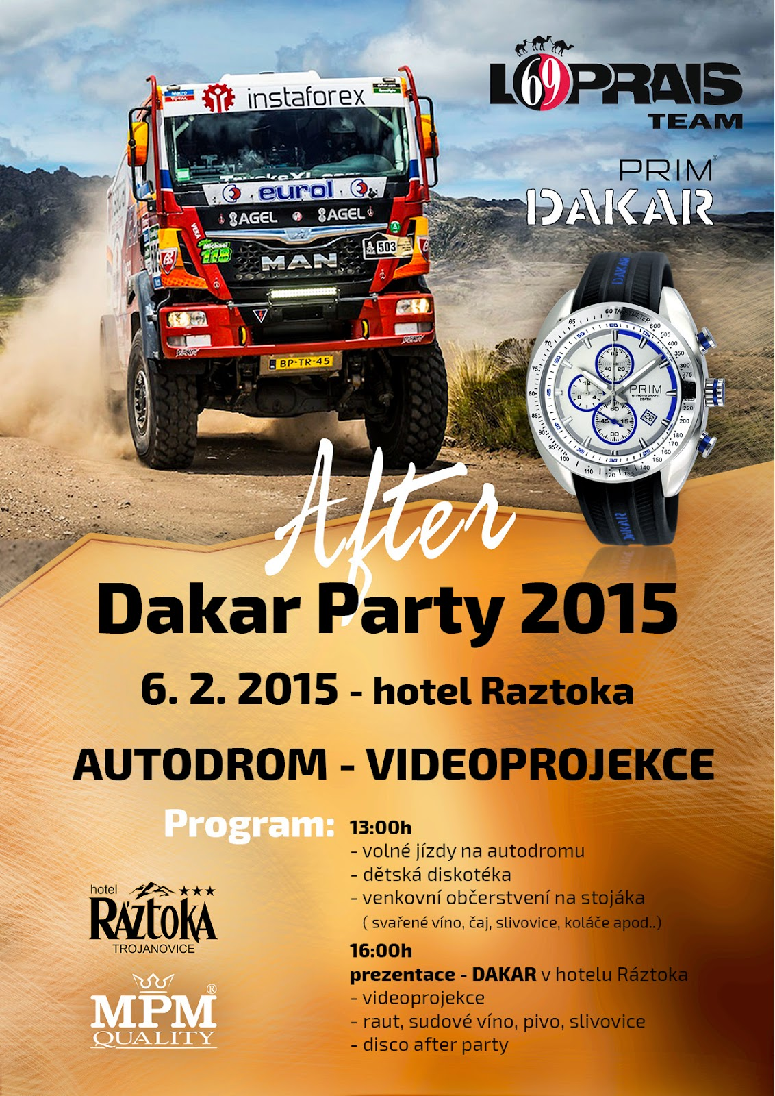 After Dakar Párty 2015