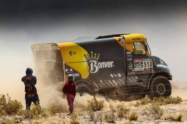 Dakar 2016 – fotogalerie Bonver Dakar Projectu