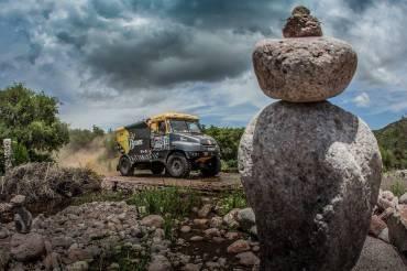 Bonver Dakar Tým – 2. etapa