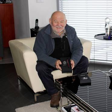 Karel Loprais na návštěvě PRIMu