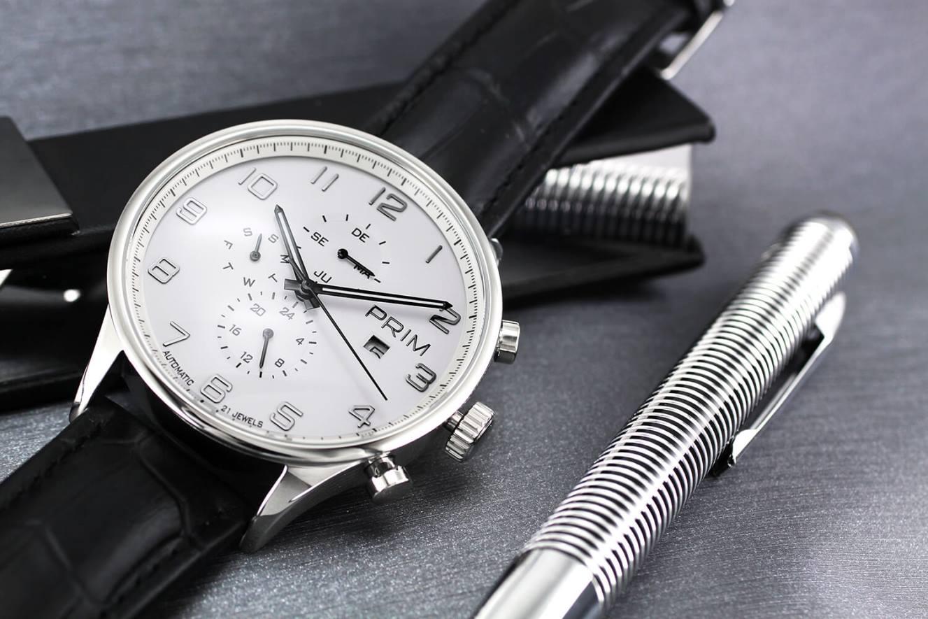 Automatické chronografy PRIM W01P.10696