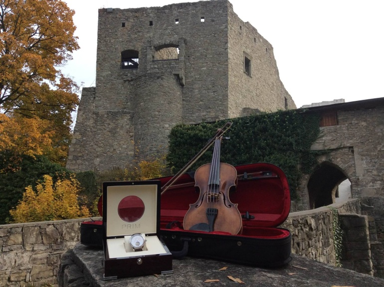 PRIM Tourbillon Leoš Janáček na návštěvě Hukvald