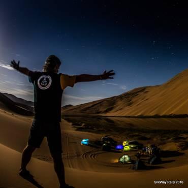 SilkWay 2016 – rychlostní zkouška zrušena