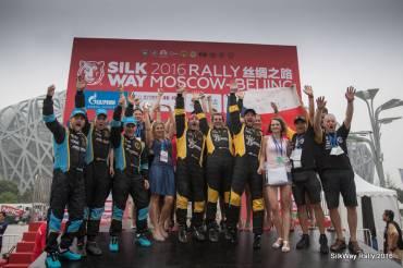 SilkWay Rally 2016 – fotogalerie týmu Bonver Dakar