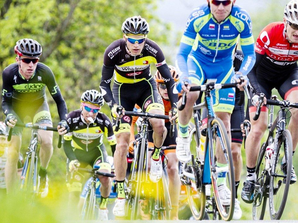 Czech Cycling Tour startuje ve Frýdku-Místku
