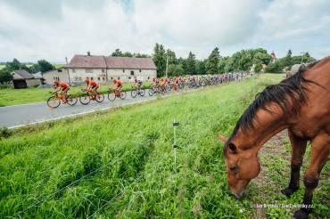 Czech Cycling Tour – 2. etapa