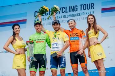 Czech Cycling Tour – 4. etapa, finále