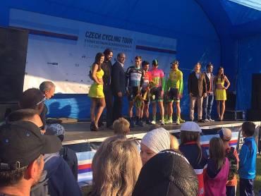 Czech Cycling Tour – 1. etapa