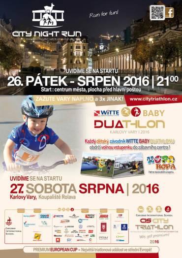 Start City Triathlonu už se blíží