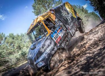 Bonver Dakar Day 2016