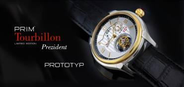 PRIM Tourbillon Prezident