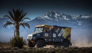 Sledujte s námi Rally Dakar