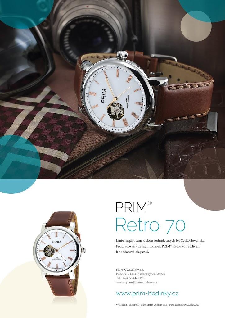 PRIM Retro 70