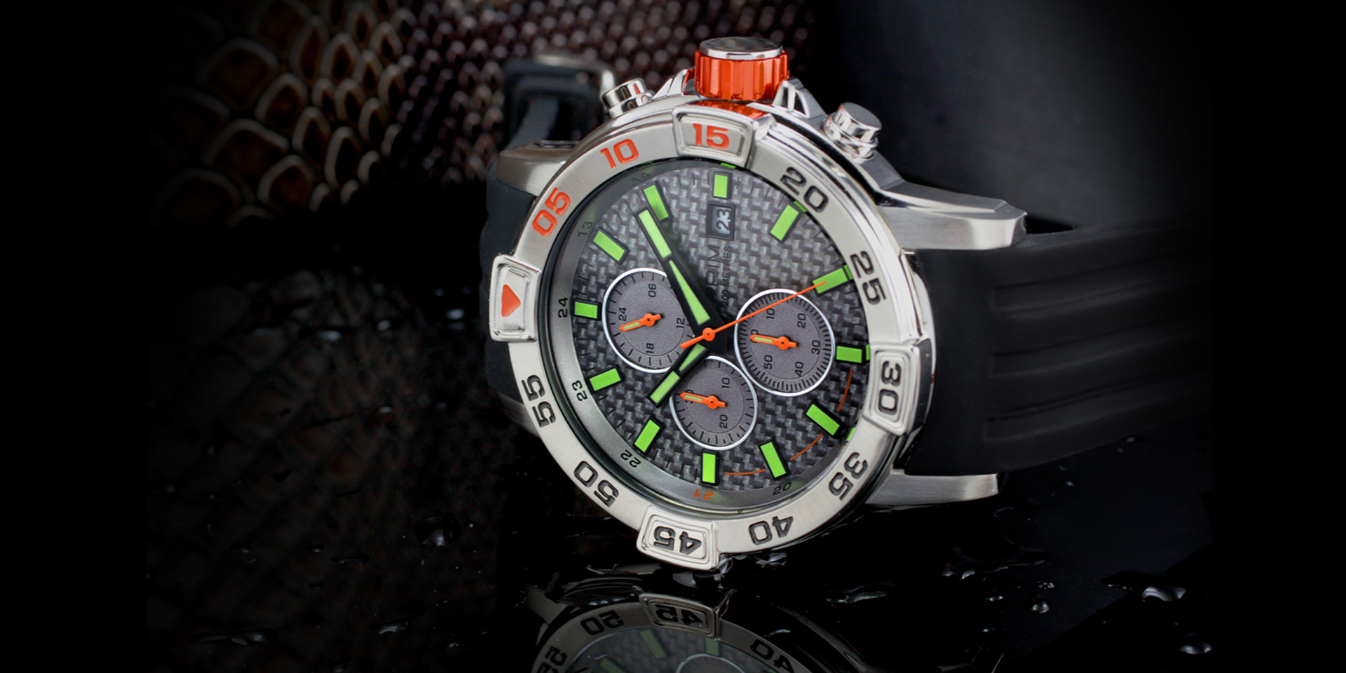 Sportovní hodinky by nebyly sportovní bez většího označení vodotěsnosti 68e7c5188c