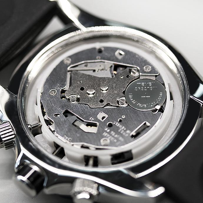 Bezstarostnost při odložení hodinek (strojek je poháněn baterií) 2998ffcbed