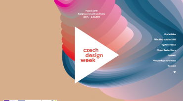 Czech Design Week 28.11. – 2.12.2018