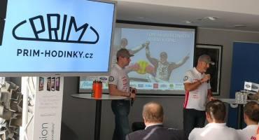 PRIM Dakar 2019 – Tisková konference