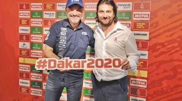 Tomáš Ouředníček potvrdil start na Rally Dakar 2020