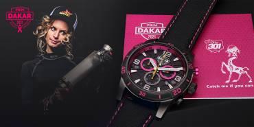 Roučková chce zpátky na Dakar v autě!