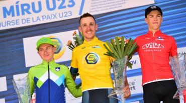 Závod Míru U23 Grand Prix Jeseníky 2021